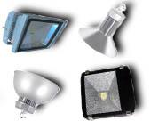 Светодиодные светильники и промышленное освещение