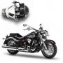 Ксеноновые линзы для мотоциклов