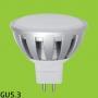 Лампа сд LED-JCDR 5.5Вт GU5.3
