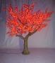 Светодиодное дерево 250x250 с прозрачными лепестками