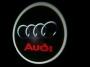 Лазерная эмблема AUDI