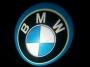 Лазерная эмблема BMW