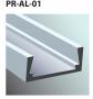 Алюминиевый профиль PR-AL-01