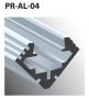 Алюминиевый профиль PR-AL-04