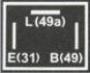 Реле для светодиодов CF13GL-02