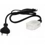 Сетевой шнур 2w для дюралайта LED-R2W