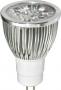 Лампа светодиодная  5LED(5W) G5.3 LB-108
