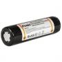 Аккумулятор Fenix 18650 Li-ion 2600 mAh, защищенный, 1 шт.