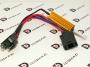 Резистор-обманка с коннекторами H4