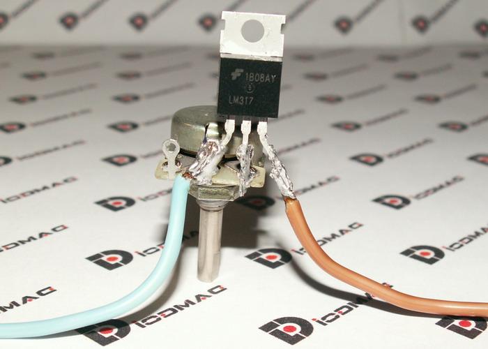 Светодиодный модуль COB LED 4W White - 2042