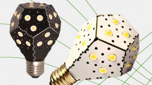 Изобретена самая эффективная светодиодная лампа для дома