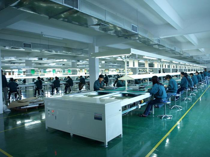Светодиодная продукция. Технологический процесс от выращивания кристаллов до готовой продукции