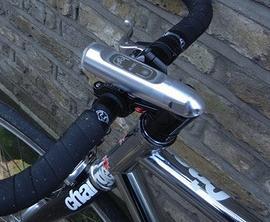 Светодиоды на помощь велосипедистам