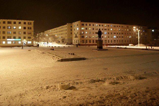 Городское поселение Никель Мурманской области полностью оснастят светодиодным освещением