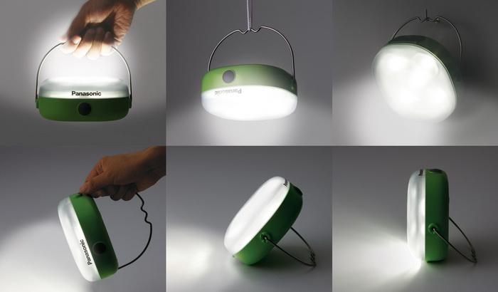 Универсальный фонарь от Panasonic