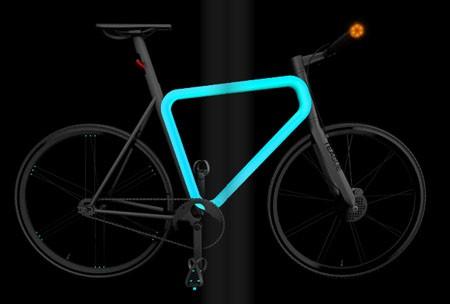 Велосипед Pulse повысит Вашу безопасность при езде в темное время суток