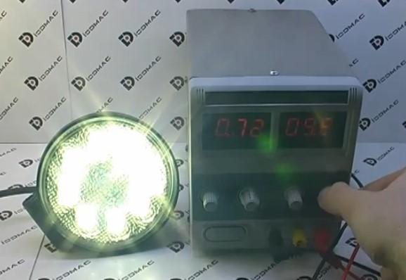 Как устроены прожекторы, работающие от 12 и 24 В