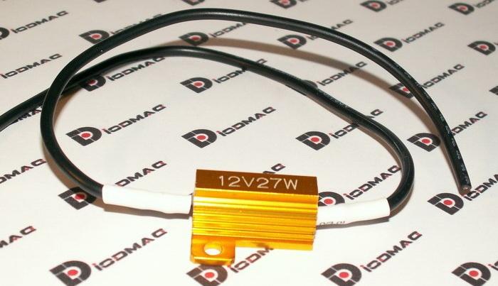 Какая реальная мощность резисторов-обманок, или, почему мощность, написанная на корпусе резистора отличается от реальной