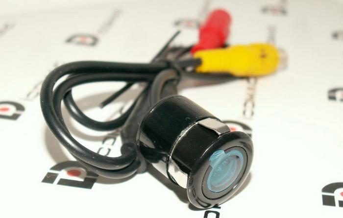 Камеры заднего обзора